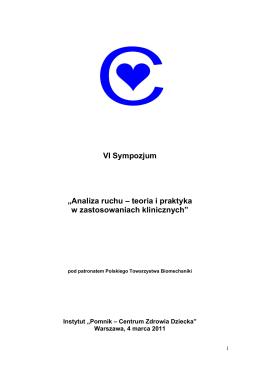 VI Sympozjum - Polsko-Japońska Wyższa Szkoła Technik