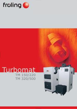 Stiahnite si Technický list Turbomat v PDF