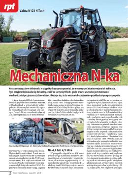 Mechaniczna N-ka