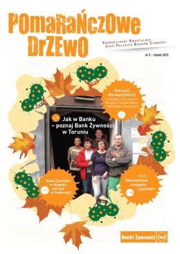 Jak w Banku – poznaj Bank Żywności w Toruniu