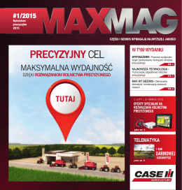 "Nowy numer ""MaxMag"""