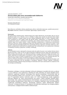 AV 2(62)/2014 s. 48-53