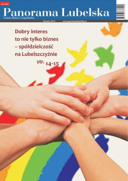 Dobry interes to nie tylko biznes – spółdzielczość na Lubelszczyźnie