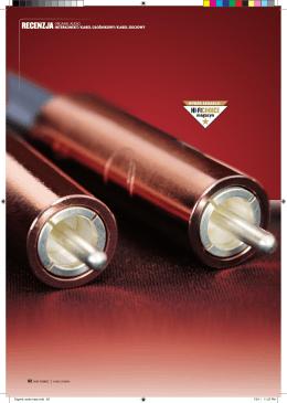 recenzjaorganic audio interkonekt/kabel głośnikowy/kabel sieciowy