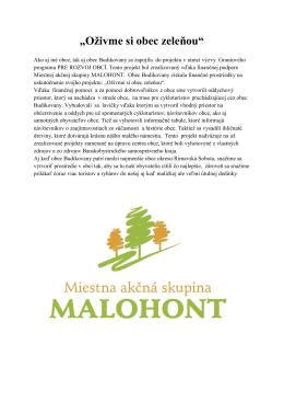 MAS MALOHONT tu - mrteplyvrch.info