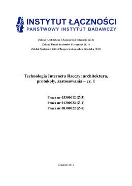 Zakład Z-8 - Instytut Łączności