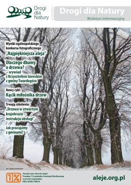 Drzewa - Drogi dla Natury