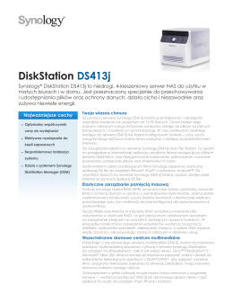 DiskStation DS413j