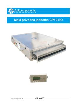 Malá prívodna jednotka CP10-EO