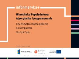 (Microsoft PowerPoint - Prezentacja_ Czy wszystko mo\277na