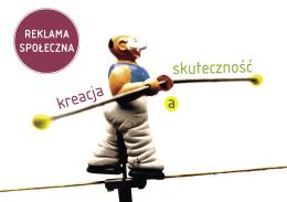 REKLAMA SPOŁECZNA - Kampaniespoleczne.pl