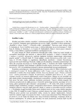 Wojciech J. Cynarski Antropologiczna teoria konfliktu i walki.pdf