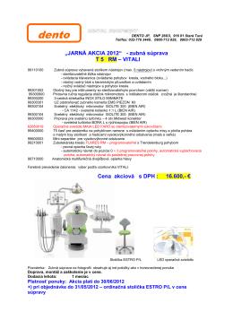 AKCIA vitali T5