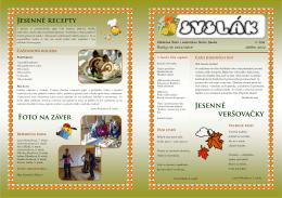 Syslak 1_2012_2013 - Základná škola s materskou školou Banka