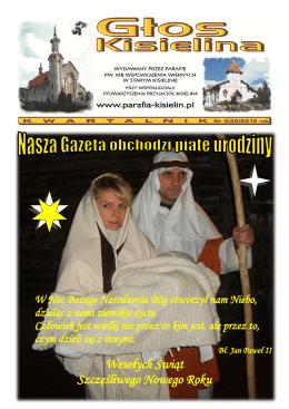 4/2012 (20) - Parafia Kisielin