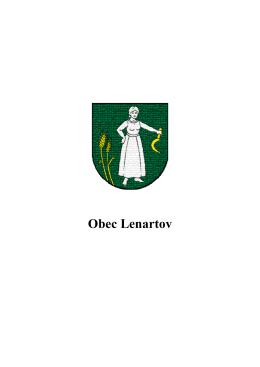 Štatút ROH - Obec Lenartov