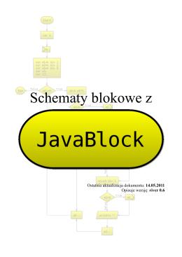 Schematy blokowe z JavaBlock