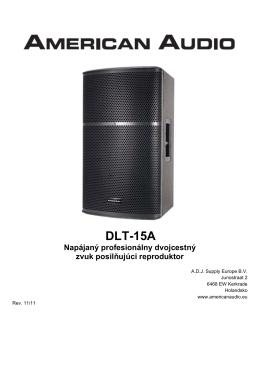DLT-15A - Amazon Web Services