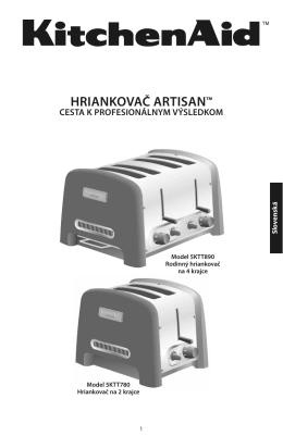 HRIANKOVAČ ARTIsAN™ - kuchynskeroboty.sk