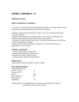 MOBIL FORMREX 11