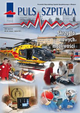 Puls Szpitala nr 38 - Wojewódzki Szpital Specjalistyczny w Olsztynie