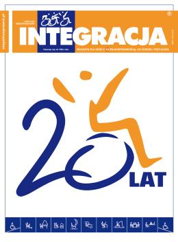 """Pobierz """"Integracja"""" 1/2014 (z wersją do druku) PDF 6 MB"""