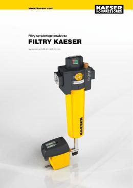 FILTRY KAESER - Kaeser Kompressoren