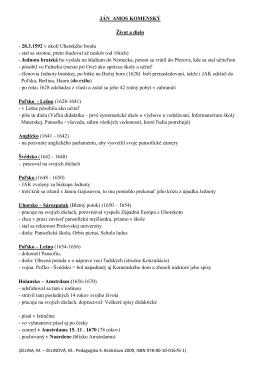 JÁN AMOS KOMENSKÝ - život a dielo.docx