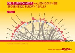 Pre viac informácií si stiahnite brožúru DHL Euroconnect