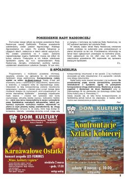 """NS-397 - Spółdzielnia Mieszkaniowa """"Janowo"""""""