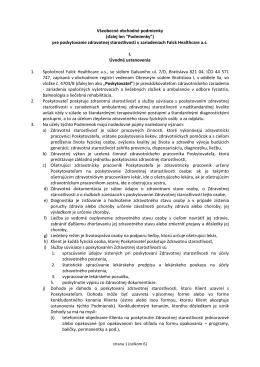 obchodnými podmienkami - falckstarostlivost.sk