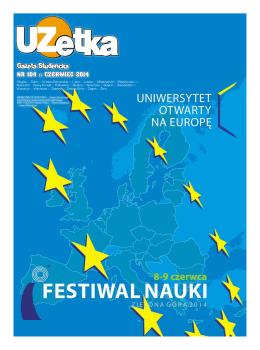 Gazeta Studencka NR 104 :: CZERWIEC 2014