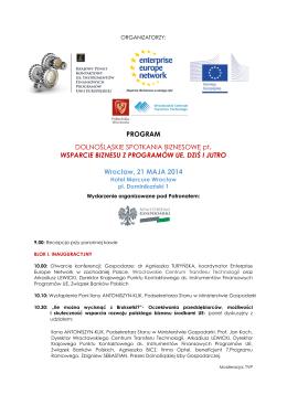 pobierz - Wrocławskie Centrum Transferu Technologii