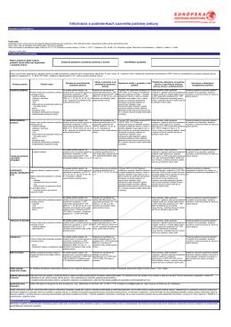 ECP formulár