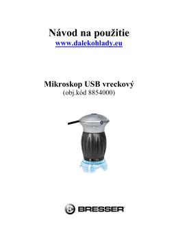 Návod - Bresser Mikroskop USB vreckový_1.pdf
