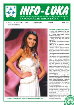 Info Luka 1-2011.cdr
