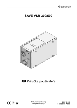 SAVE_VSR300_500_Navod na obsluhu_SK.pdf