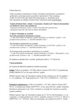 Výpočet dividend za rok 2013.pdf