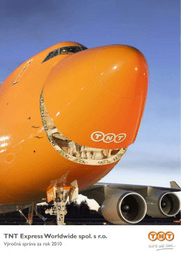 TNT Express Worldwide spol. s r.o.