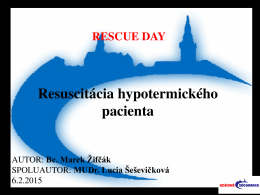 8_Žifčák - RESCUE DAY Poprad