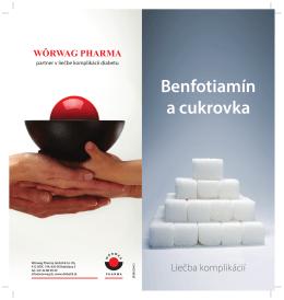 benfotiamín - Diabetik.sk