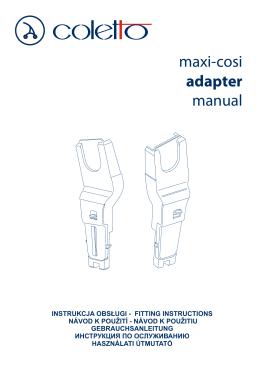 maxi cosi manual