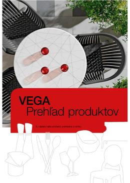VEGA Prehľad produktov