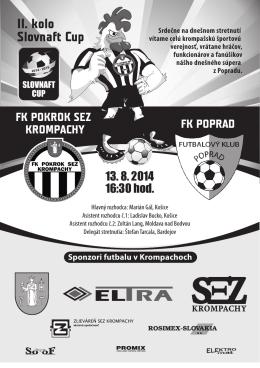 Slovenský pohár s Popradom