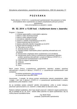 program Valného zhromaždenia