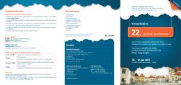 1. informácia - Slovenská urologická spoločnosť