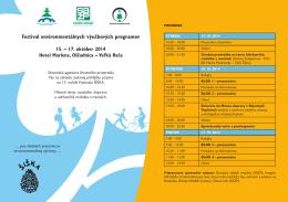 Festival environmentálnych výučbových programov