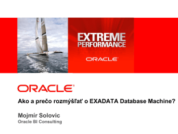 Oracle Ex-Cite
