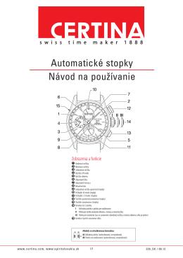 326 (pdf 300KB) - Spirit Slovakia