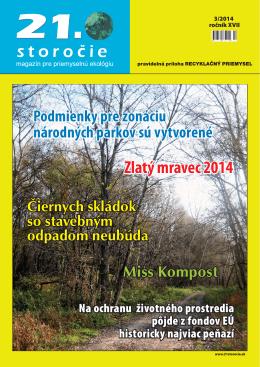 3/2014 - 21storocie.sk